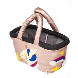 Electro pony bag