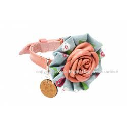Pink Primavera collar