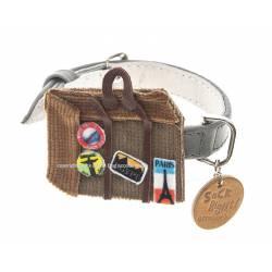 Traveller doggo collar