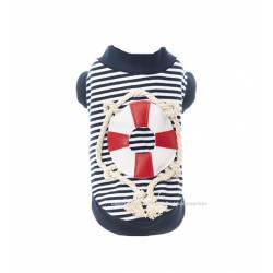 Popeye dog shirt