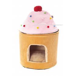 Strawberry cupcake pet...