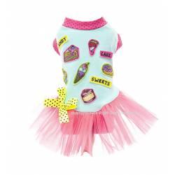 Candy shop dog dress