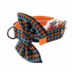 Gingham Collar