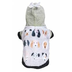 Fluffy Dogs Hoodie